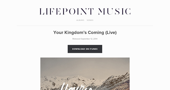 LifePoint Music