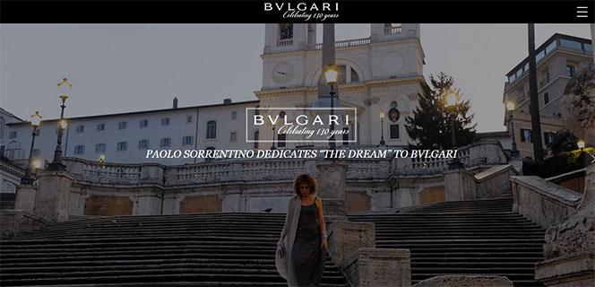 BVLGARI 130th Anniversary